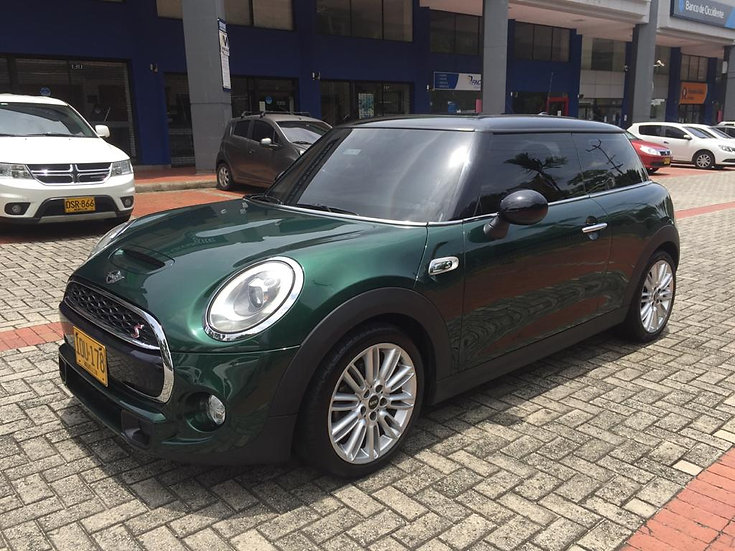 Mini Cooper S Cabrio Chili 1.6 At 2015