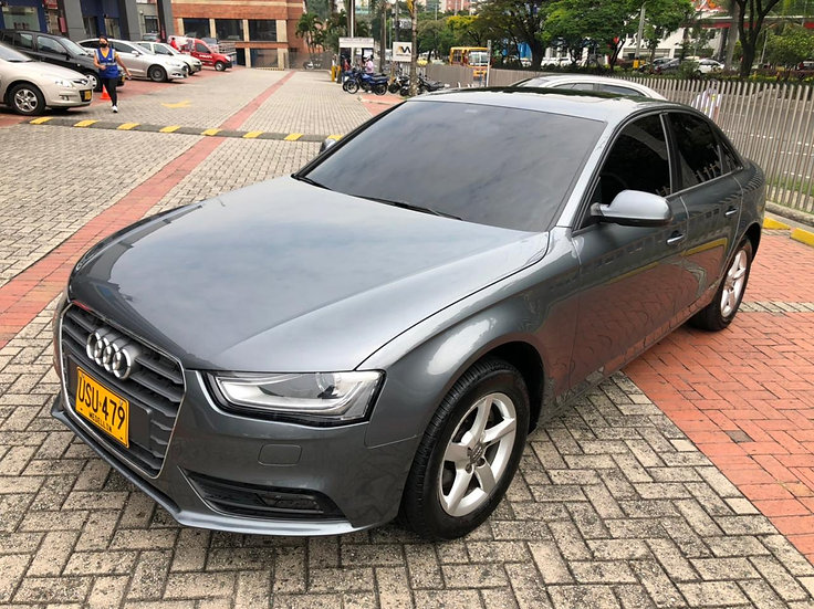 Audi A4 TFSI Ambition 1.8T At 2015