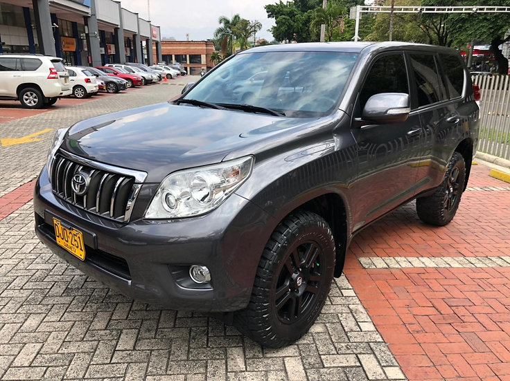 Toyota Prado Tx 3.0 At 4x4 2012