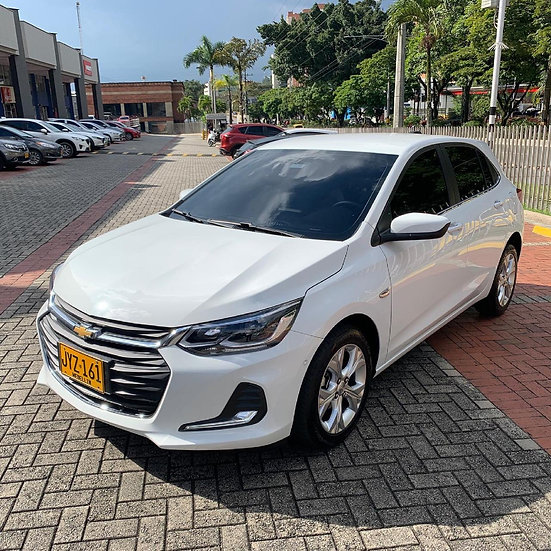 Chevrolet Onix Premier 1.0T At 2021
