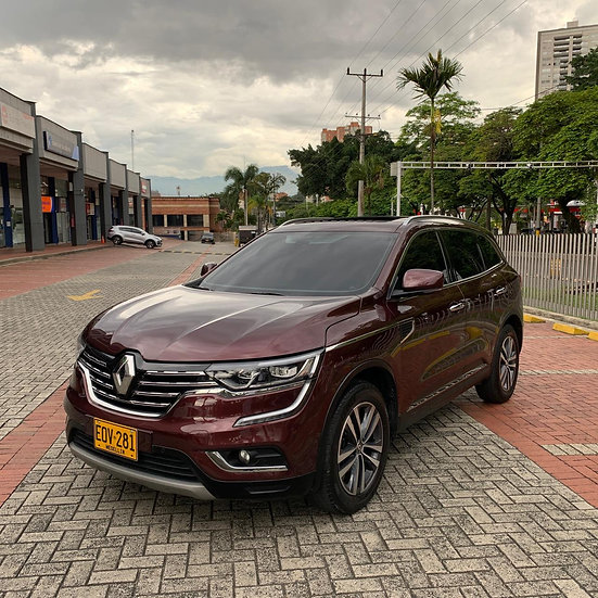 Renault New Koleos Intens 2.5 At 4x4 2018