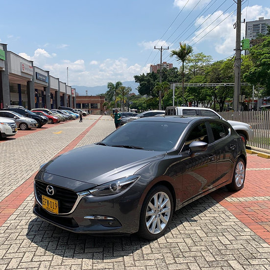 Mazda 3 Grand Touring Sport 2.0 At 2018