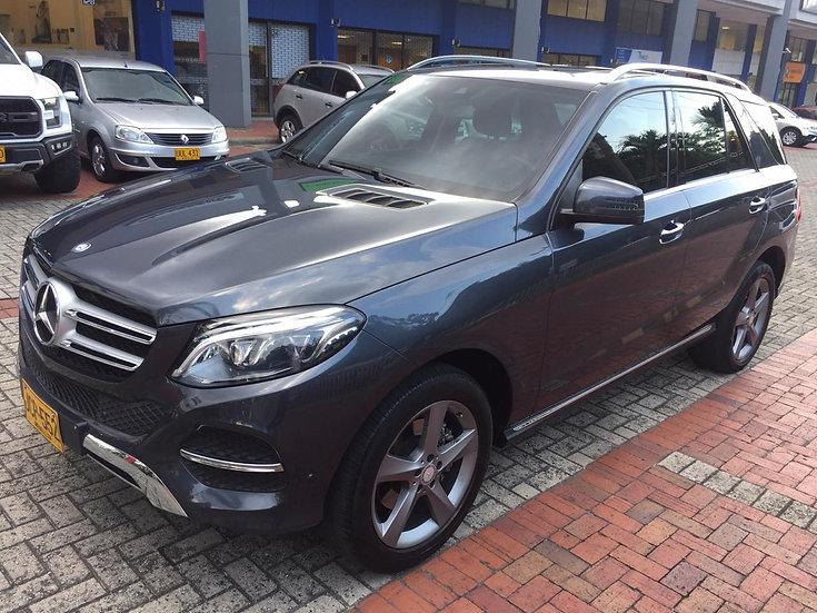 Mercedes-Benz GLE 250 D 4 MATIC 2.2  2017