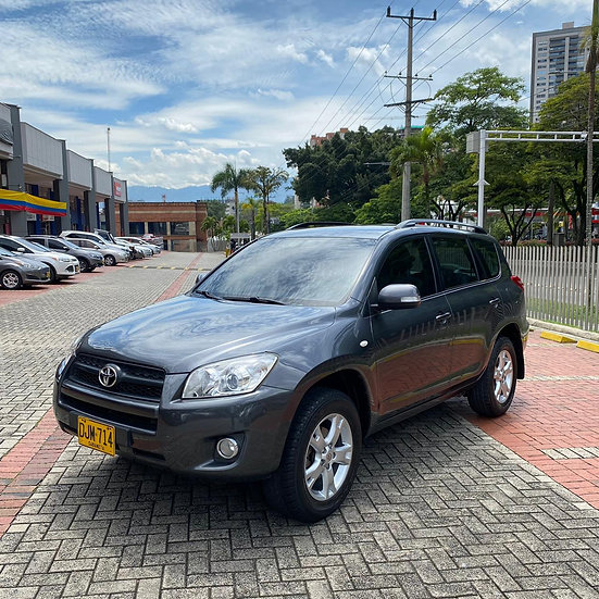 Toyota Rav4 Life At 2.4 4x2 2011