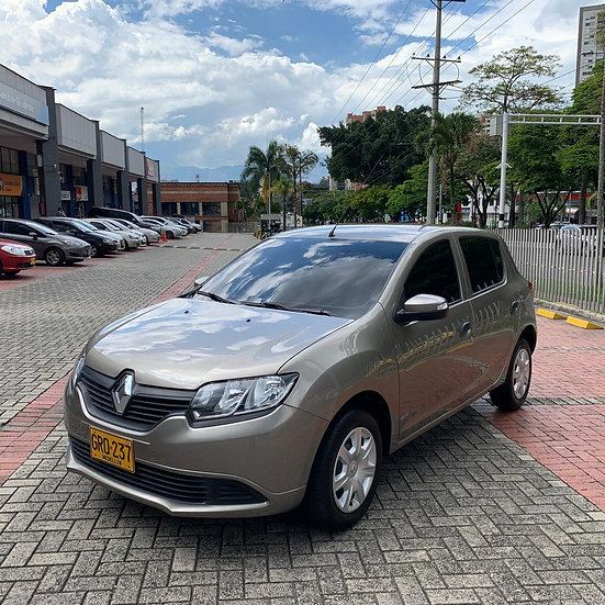 Renault Sandero Authentique Life 1.6 Mt 2020