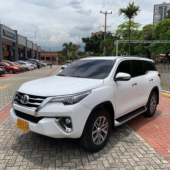 Toyota Fortuner 2.8 At  4x4 2017 Blindaje 2+