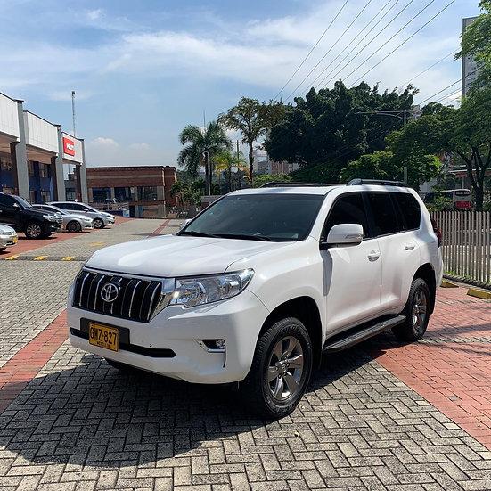 Toyota Prado Txl 3.0 AT 4x4 2020