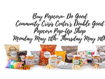 Community Crisis Center's Pop-Up Store