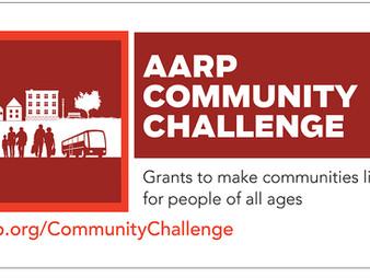 AARP Community Challenge Announces 129 Grantees, Including Oklahoma's City of Vinita