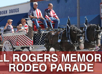 Rodeo Parade Lineup Released