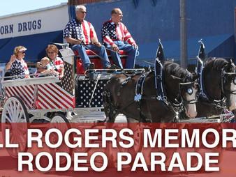 Parade Kicks Off Rodeo Week
