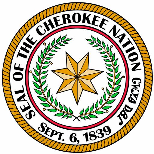 Cherokee Seal logo