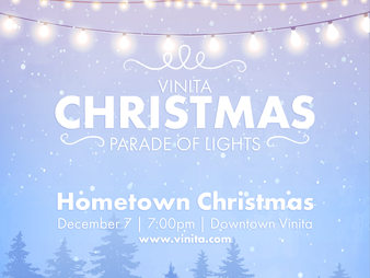 Parade of Lights Scheduled for December 7