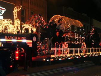 Vinita Christmas Parade of Lights Accepting Entries