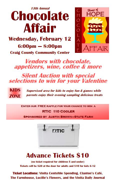 13th Annual Chocolate Affair