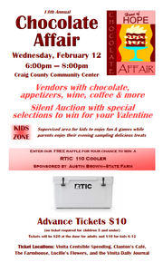 13th Annual Chocolate Affair