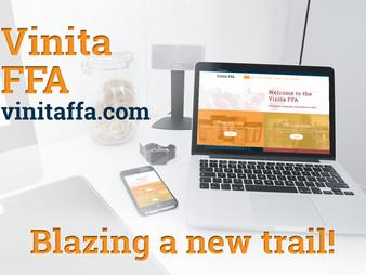 The Vinita FFA blazes a new trail!