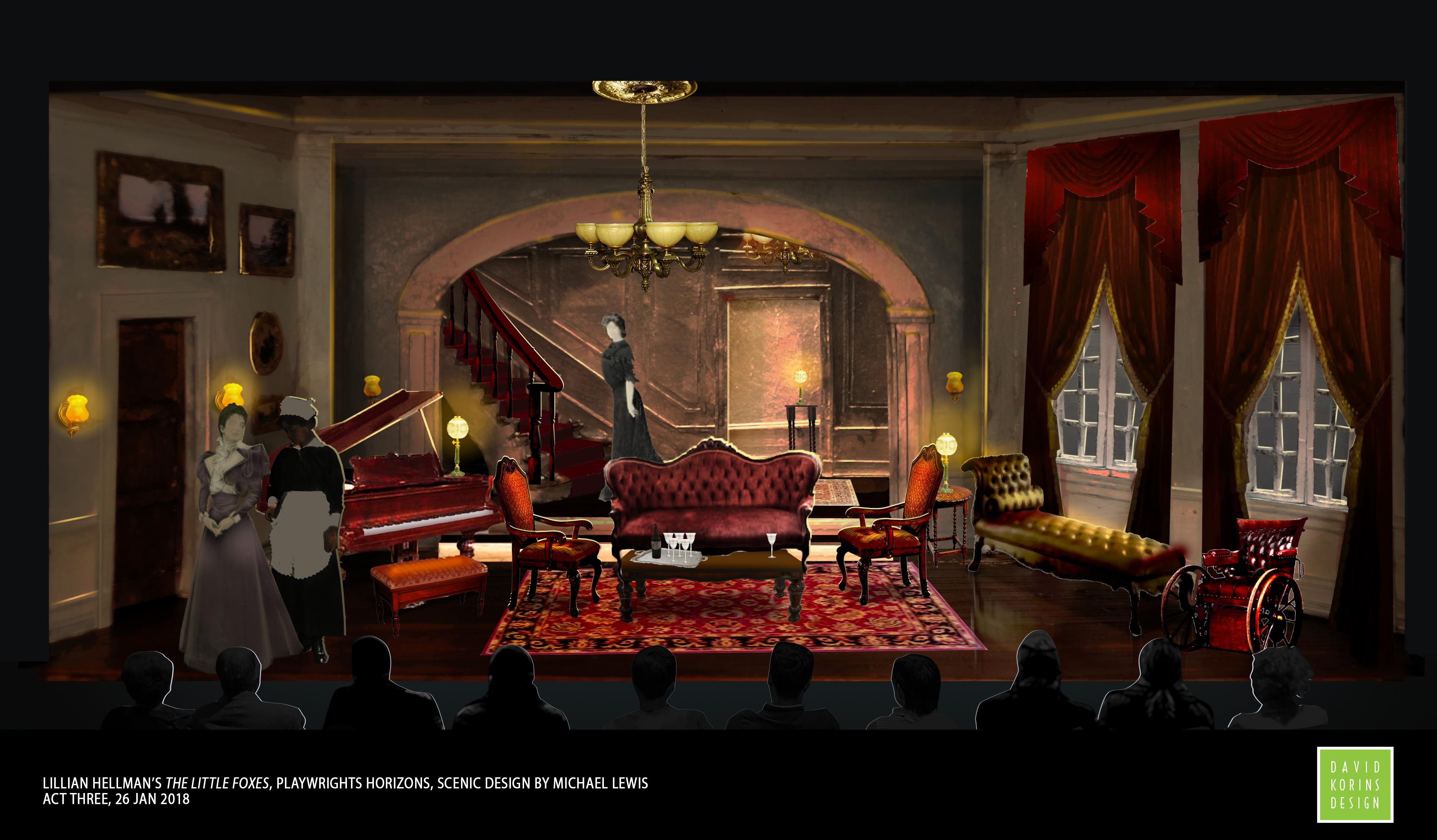 Act III rendering
