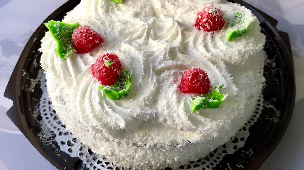 """Торт """"Зимняя вишня"""" 0,65 кг"""