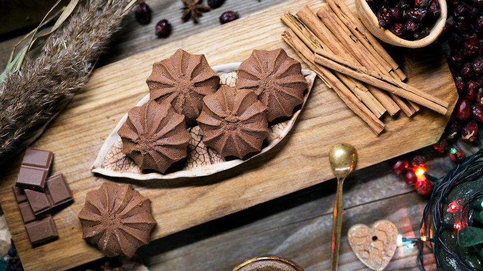"""Печенье сдобное """"Шоколадное"""" 0,450"""