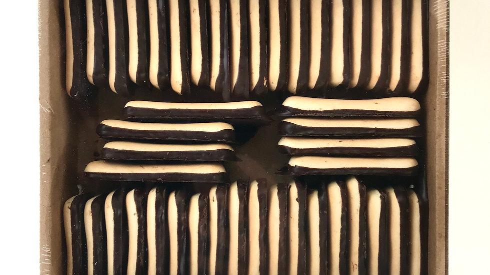 Печенье Плазма глазированное