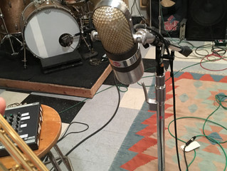 Recording on Vintage Microphones