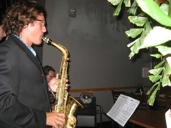 Performing Alto Saxophone