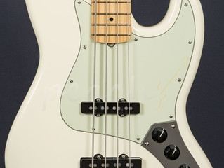 Fender P-Bass vs. Jazz Bass