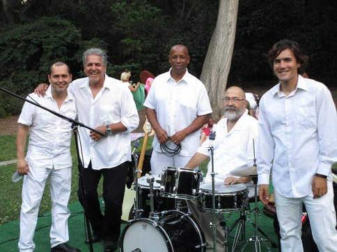 Justin Janer and Band