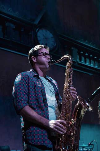 Justin Janer Tenor Saxophone