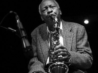Frank Morgan - Jazz Saxophonist