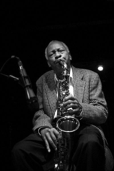 Frank Morgan - Alto Saxophone