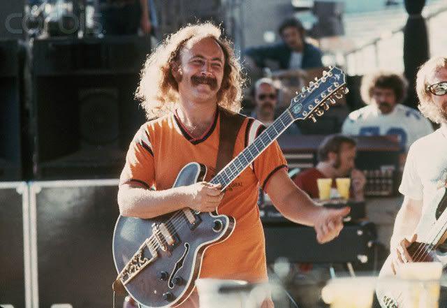 David Crosby Guitar