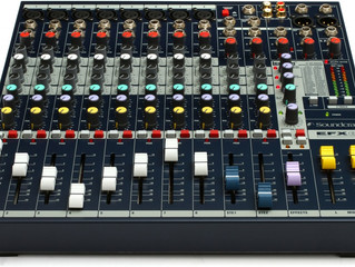 Best Mixer for live sound and recording