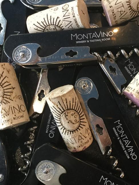 MontaVino Merchandise