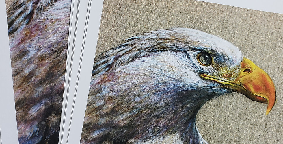 """Liberty"" Bald Eagle Limited Edition Prints"