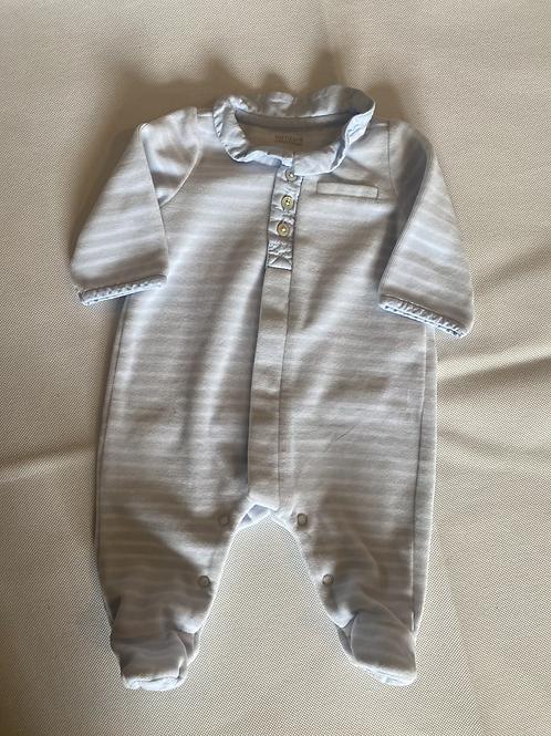 Newborn winter romper imported