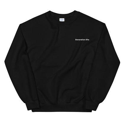 Black Generation She Unisex Sweatshirt