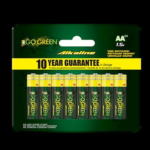 AA Alkaline Battery