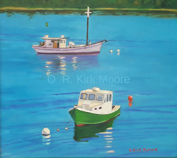 By The Ferry Landing - SOLD