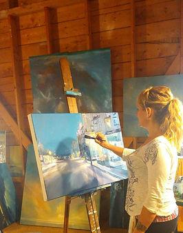 Mid Coast Maine Artist