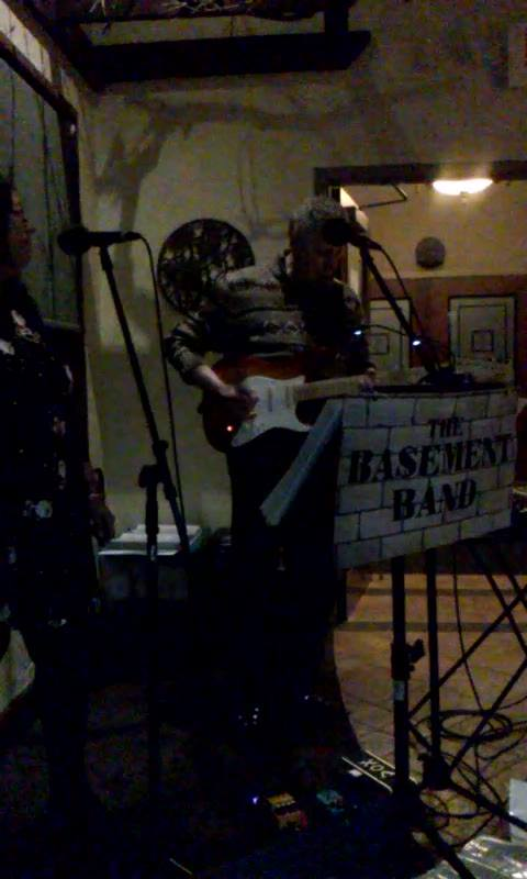 Basement Band video from December 7th at MASTROPIETRO WINERY, Berlin Center, OH