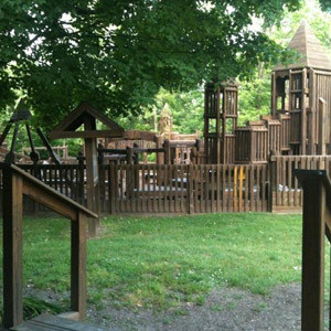 Nearby Wooden Park & Trail