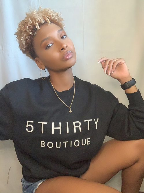 5Thirty Boutique Sweatshirt