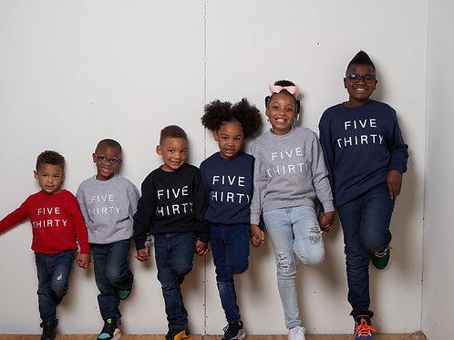 Kids Brand Sweatshirt