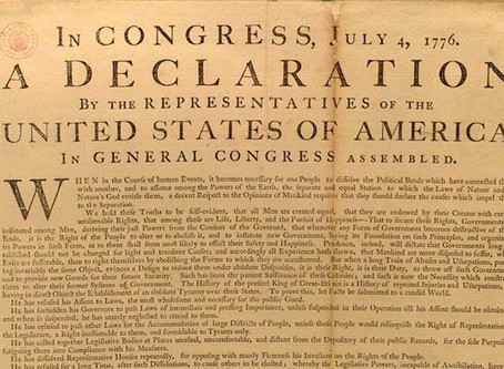 In Honor of Independance Day