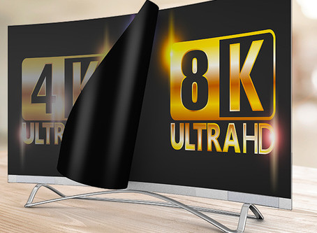 Who needs an 8K TV?