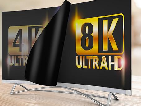 Who needs an 8K TV?