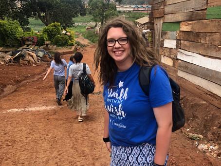 Ssiiba kkumi Na Bbili (Day 12) - Sponsored Child Visit💙 by Rachel Wood