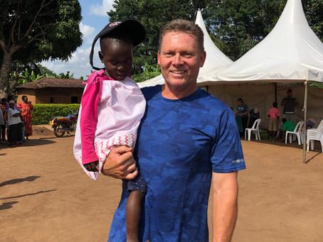 Ssiiba Munaana (Day 8) - Gingo Blessings! by Mark Laster